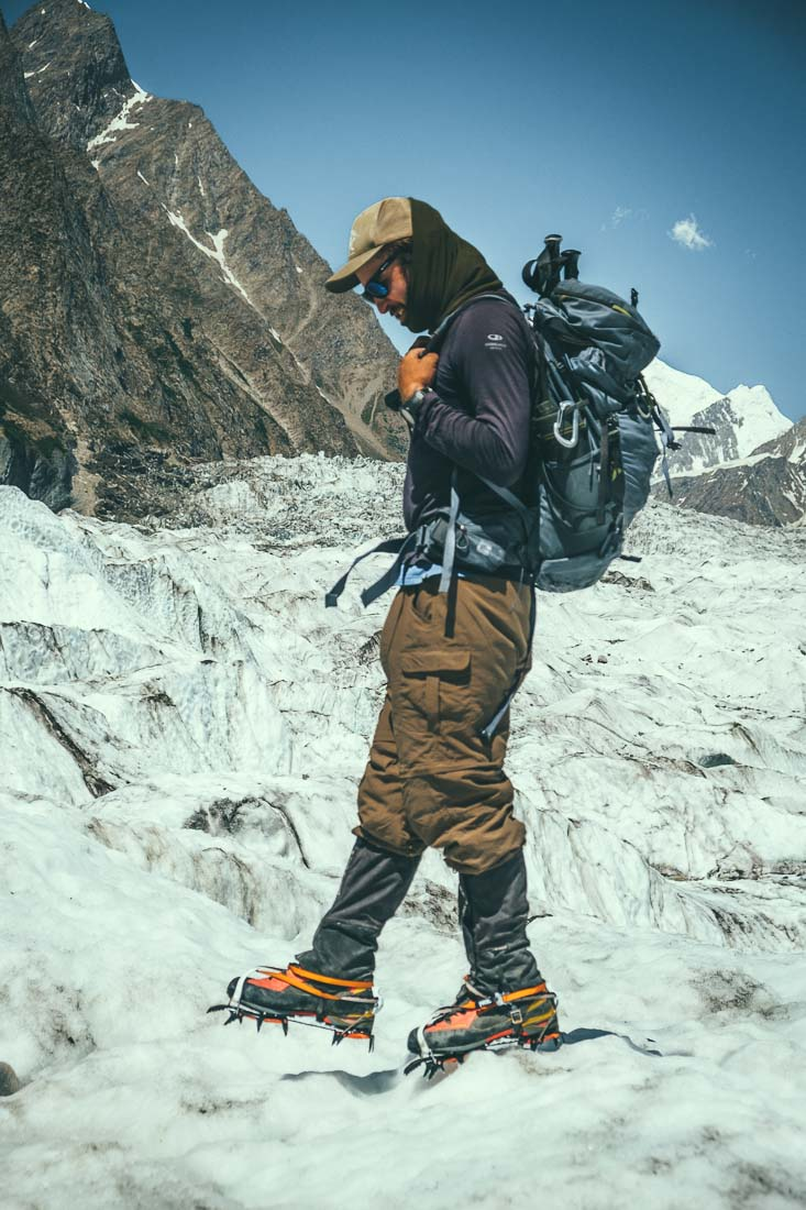 what to bring hiking