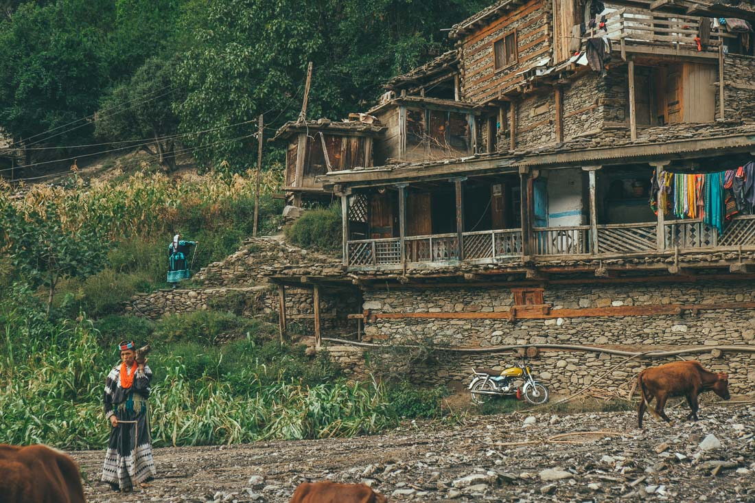 things to do in kalash valley