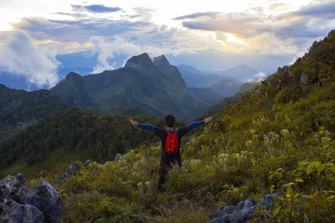 Doi Luang Chiang Dao Most Beautiful Hike in Thailand