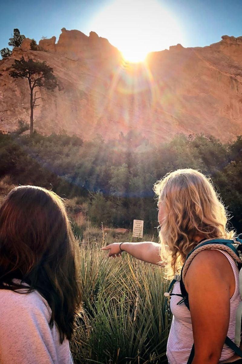 Garden of the Gods Walkabout Colorado Springs
