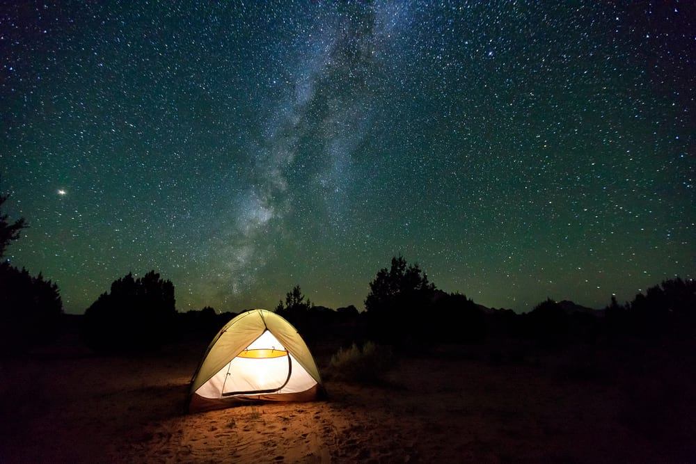 Glamping in Arizona