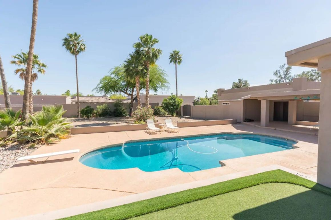 Home away from home in Scottsdale