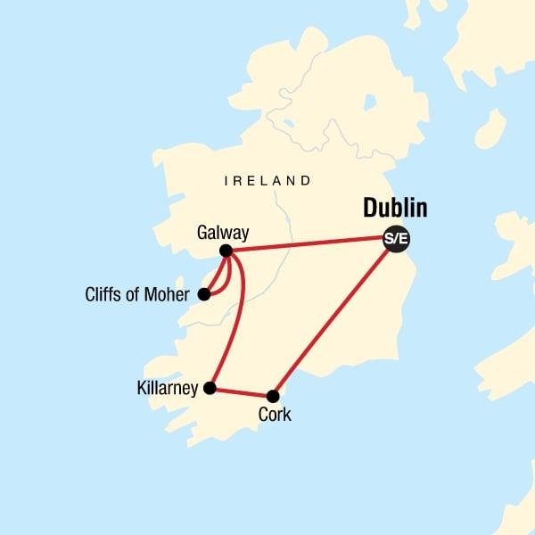 Iconic Ireland Holidays