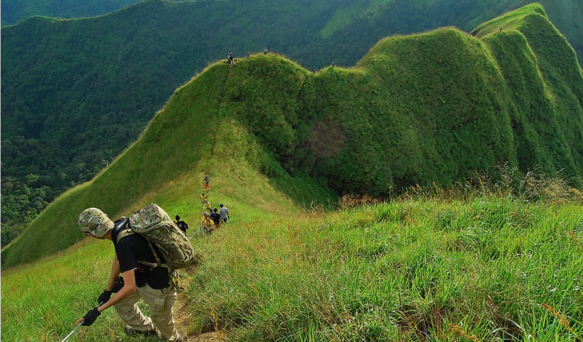 Khao Chang Phueak The Toughest Trek in Thailand
