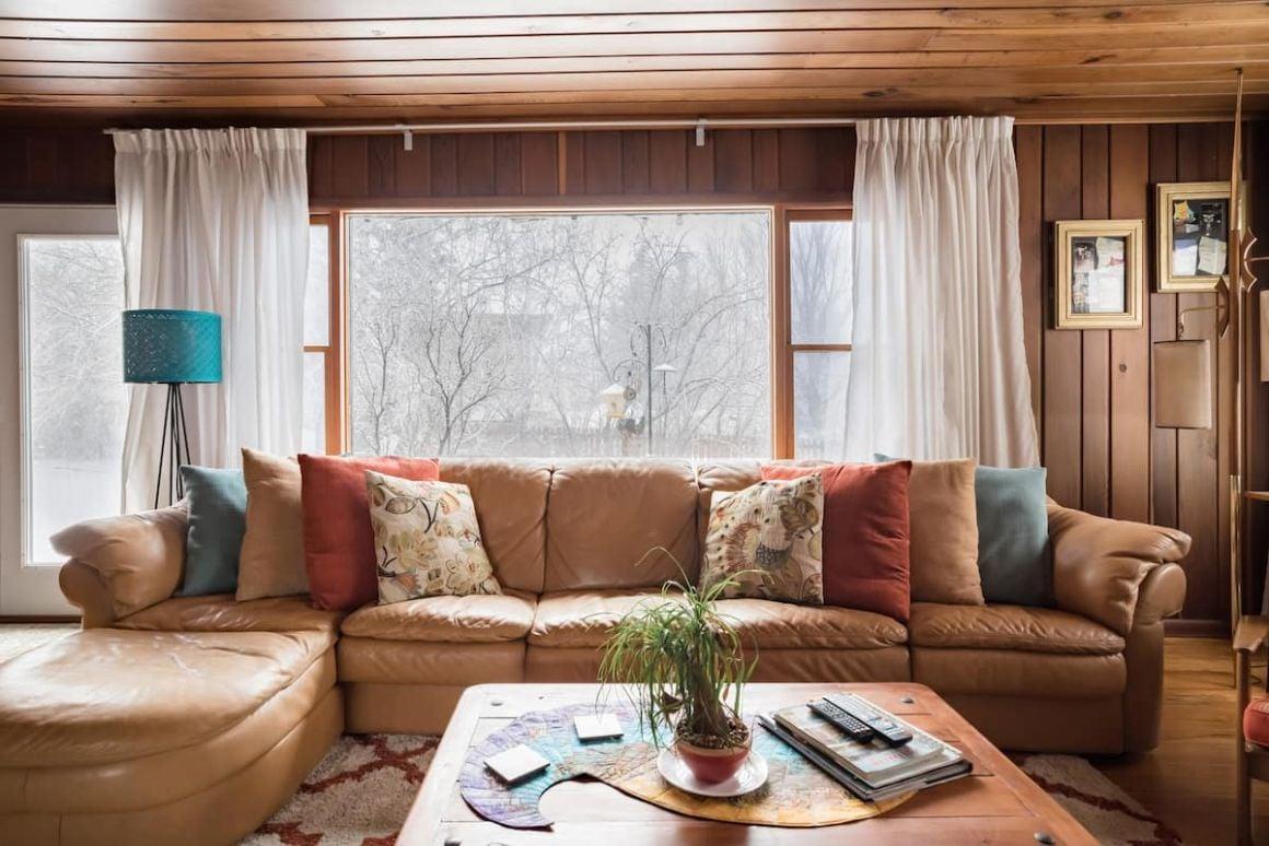 Mid Century Modern House Colorado Springs