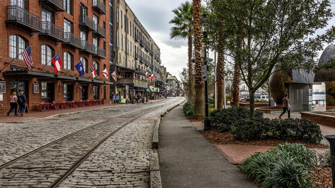 Old City, Savannah