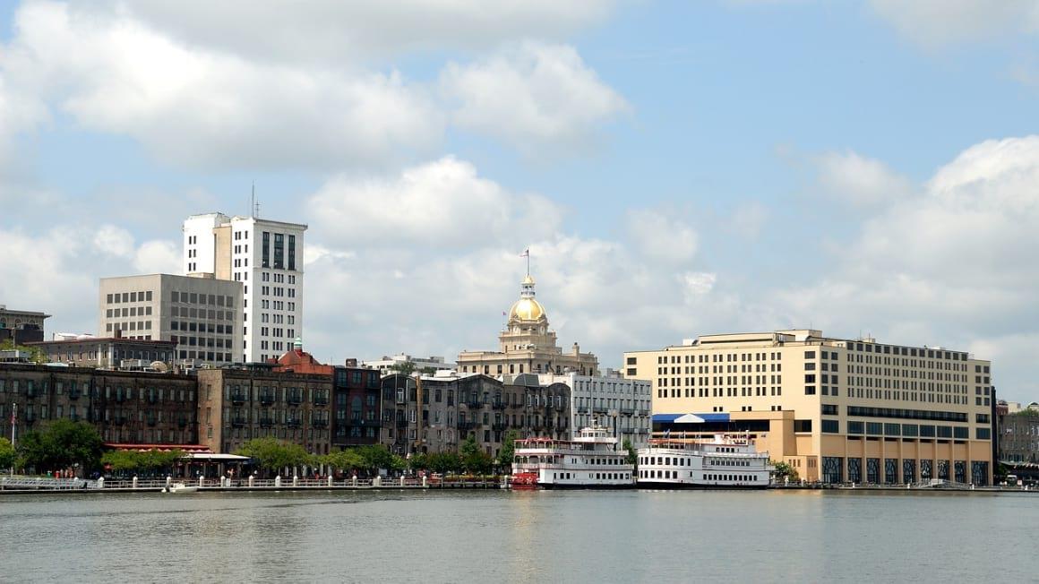 Riverfront, Savannah