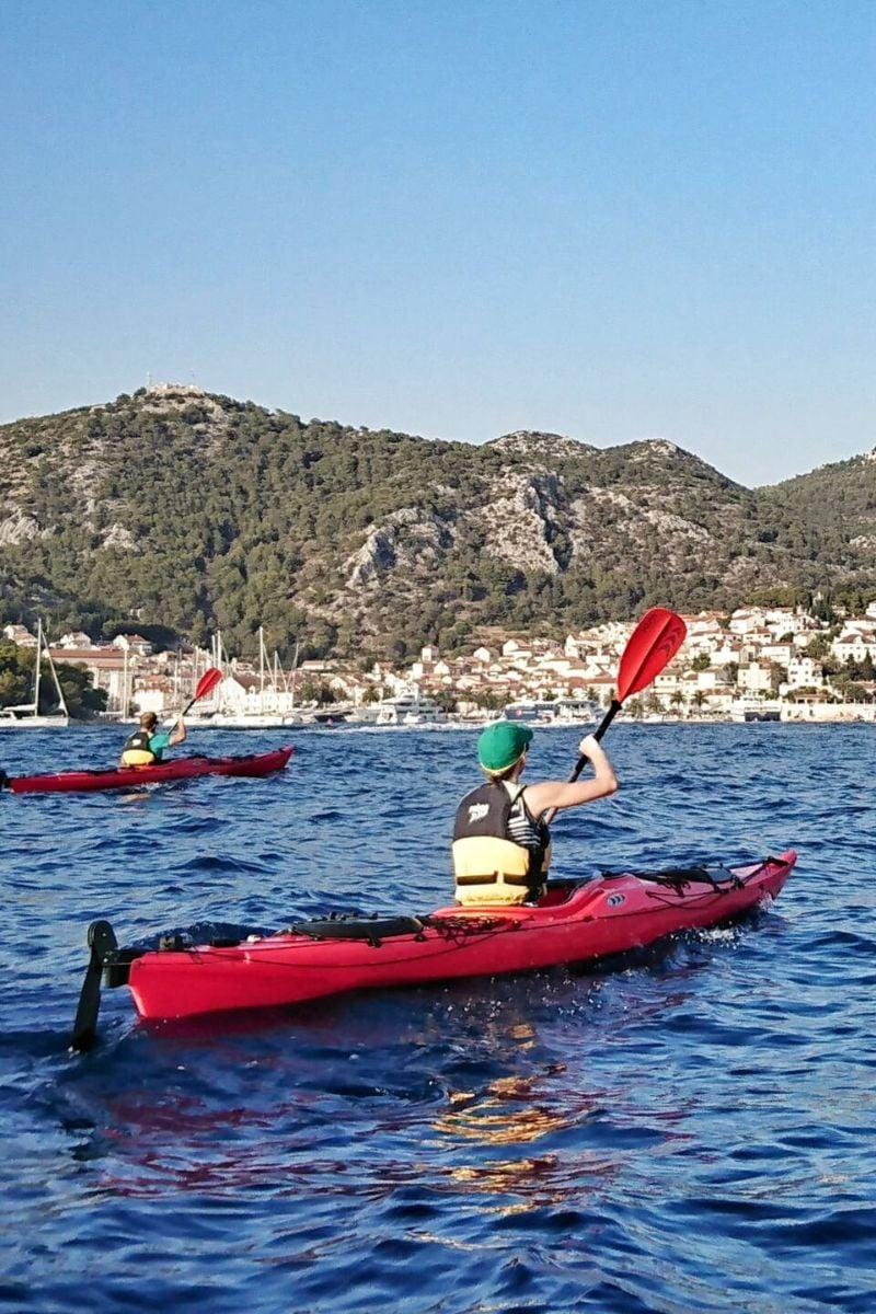 Sea Kayaking Adventure to Pakleni Island Hvar