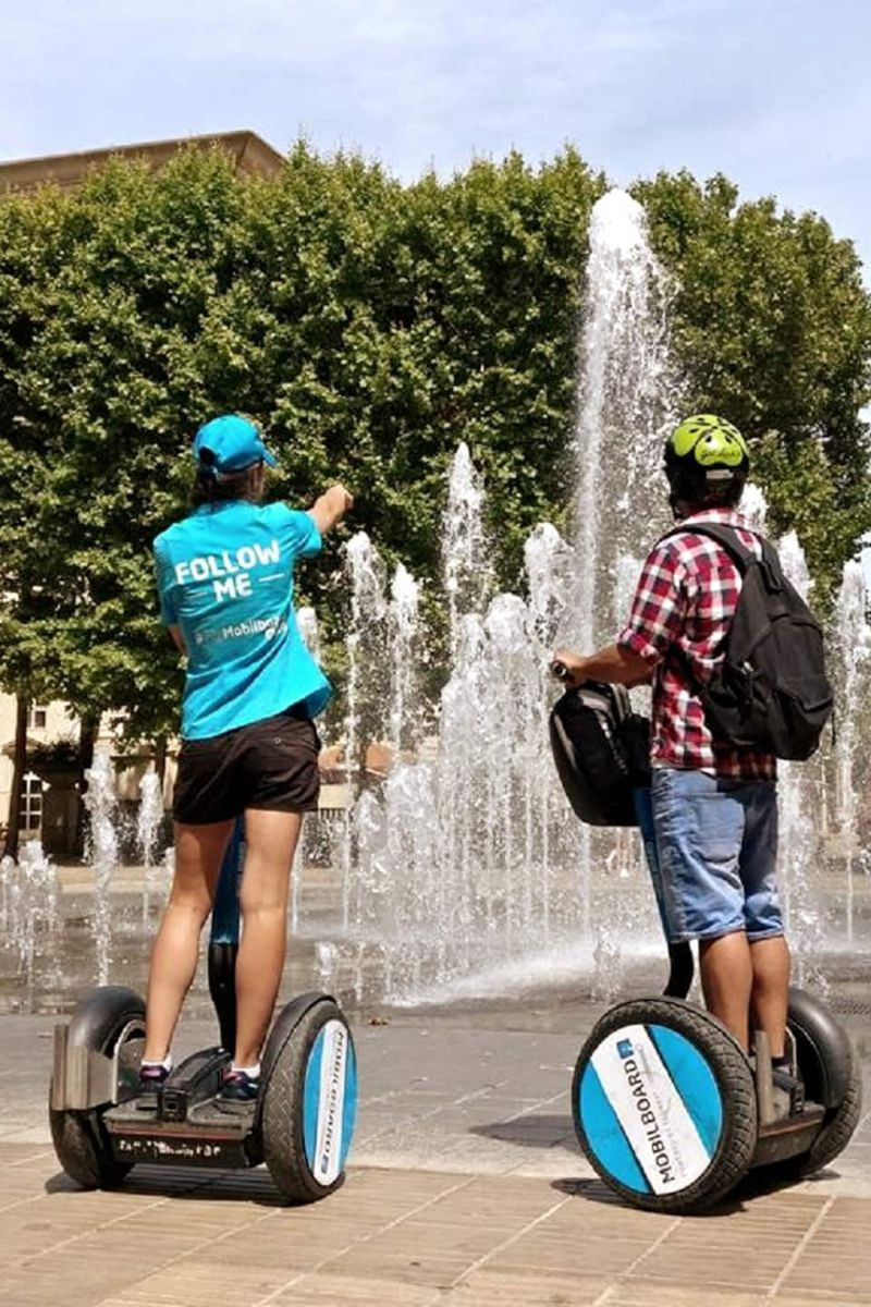 Segway Discovery of Montpellier Airbnb