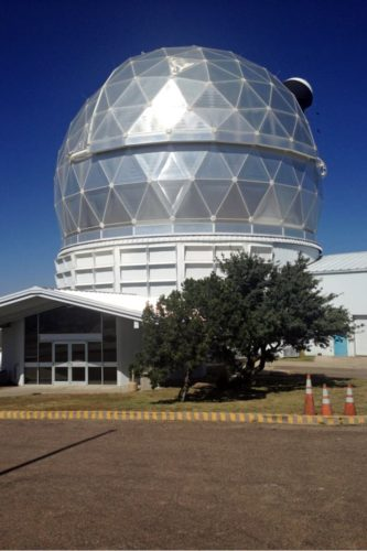 McDonald Observatory, Marfa