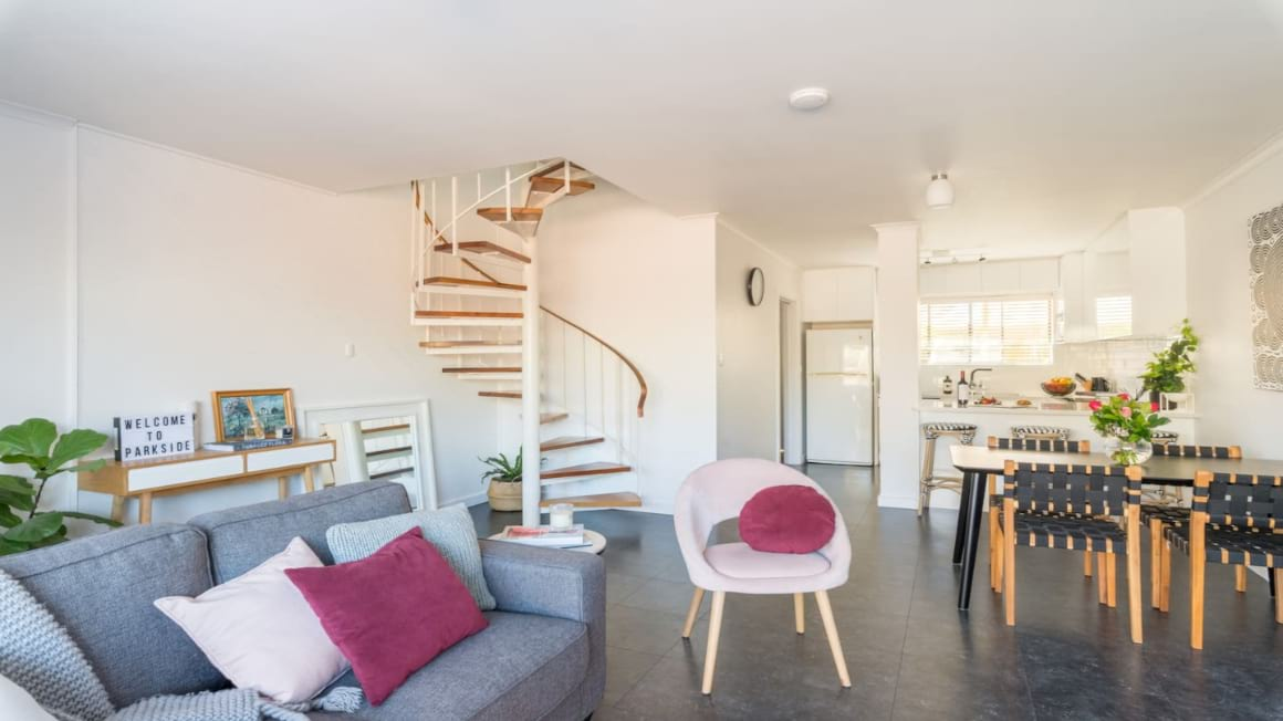 Stylish Townhouse in Leafy Parkside