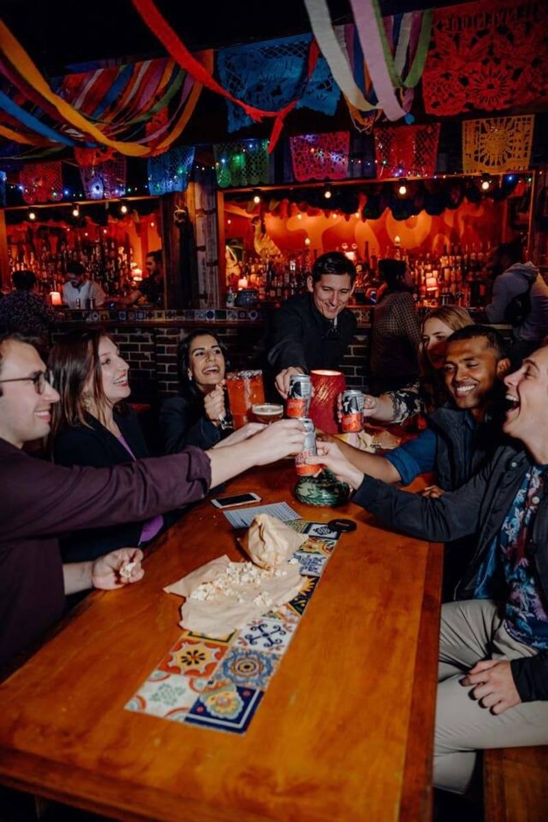 Drink and Discover Secret Bar Crawl, Sydney