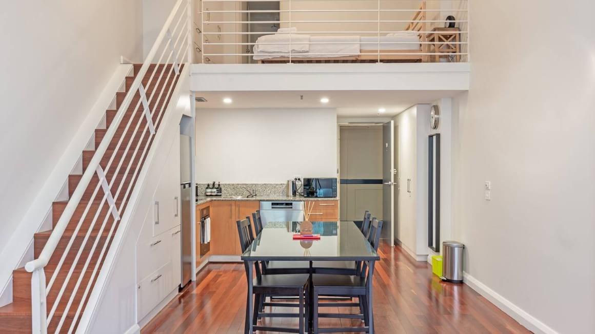 Luxury loft in Surry Hills, Sydney