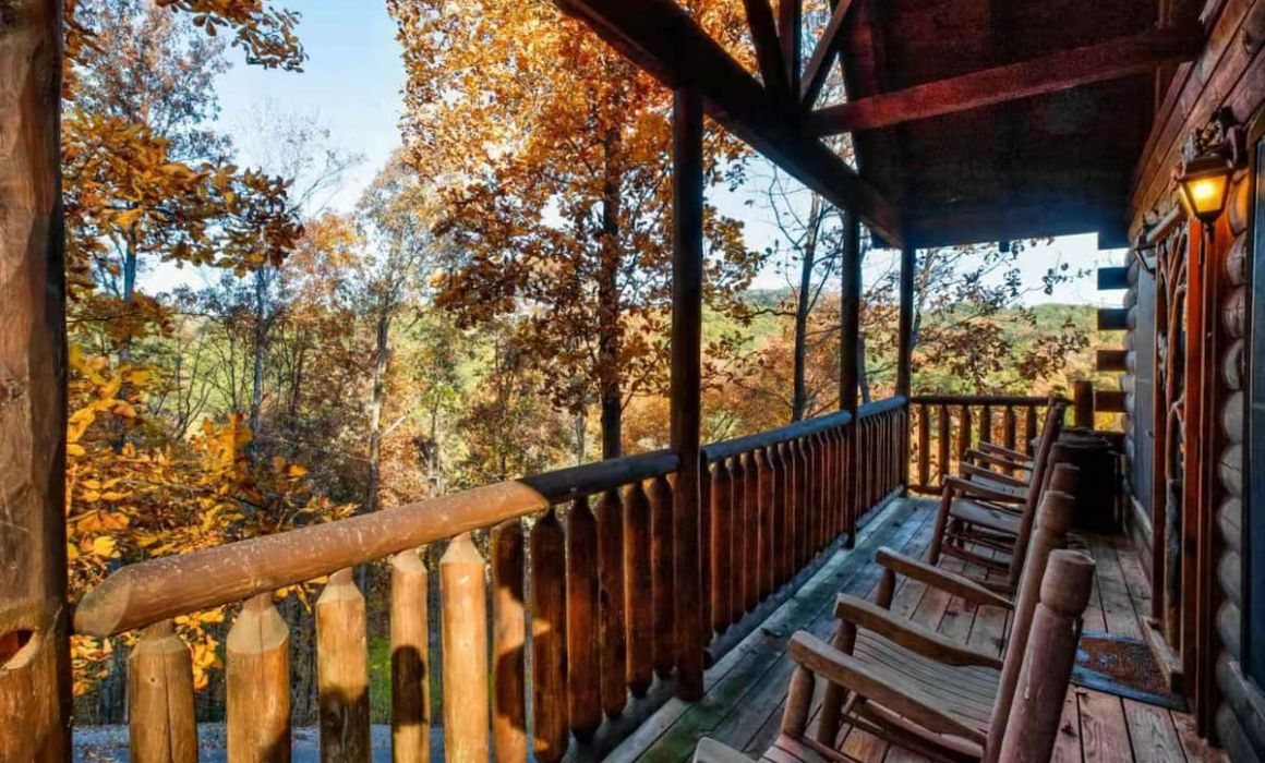 The Toasted Marshmallow Cabin Pigeon Forge