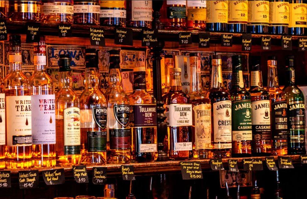 The Whiskey Trail Dublin Ireland Holidays