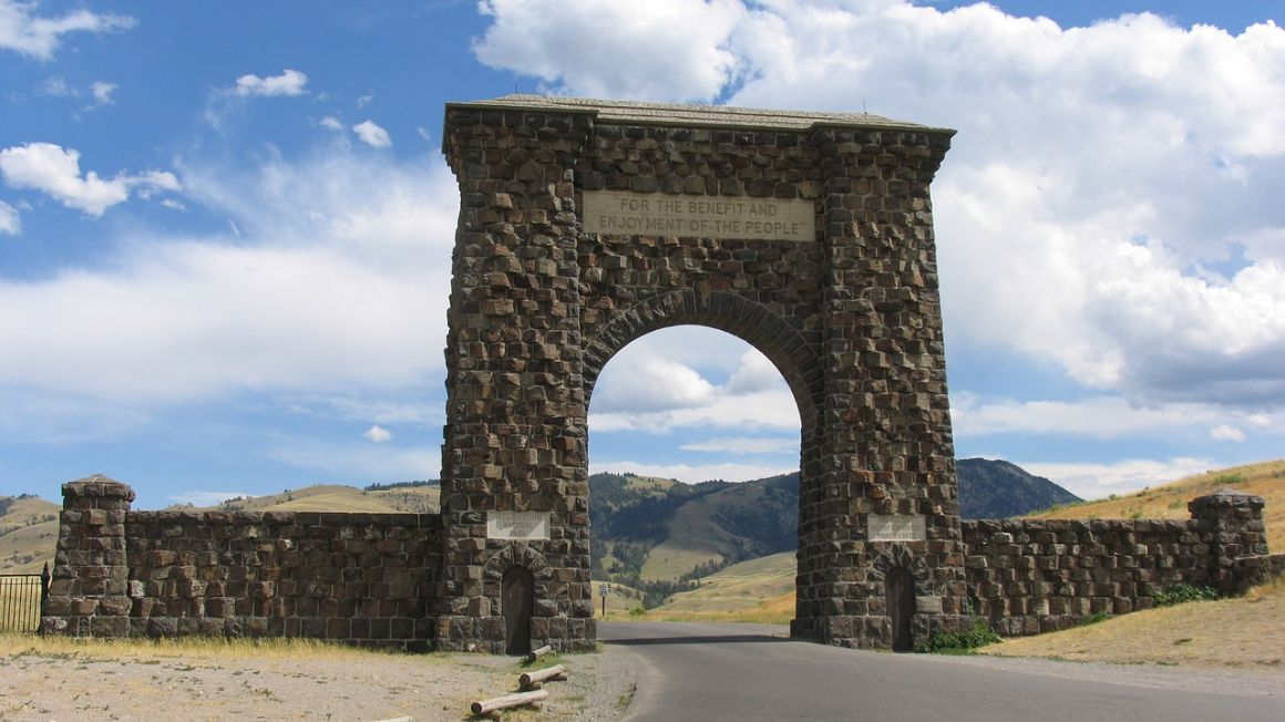 Gardiner, Yellowstone National Park