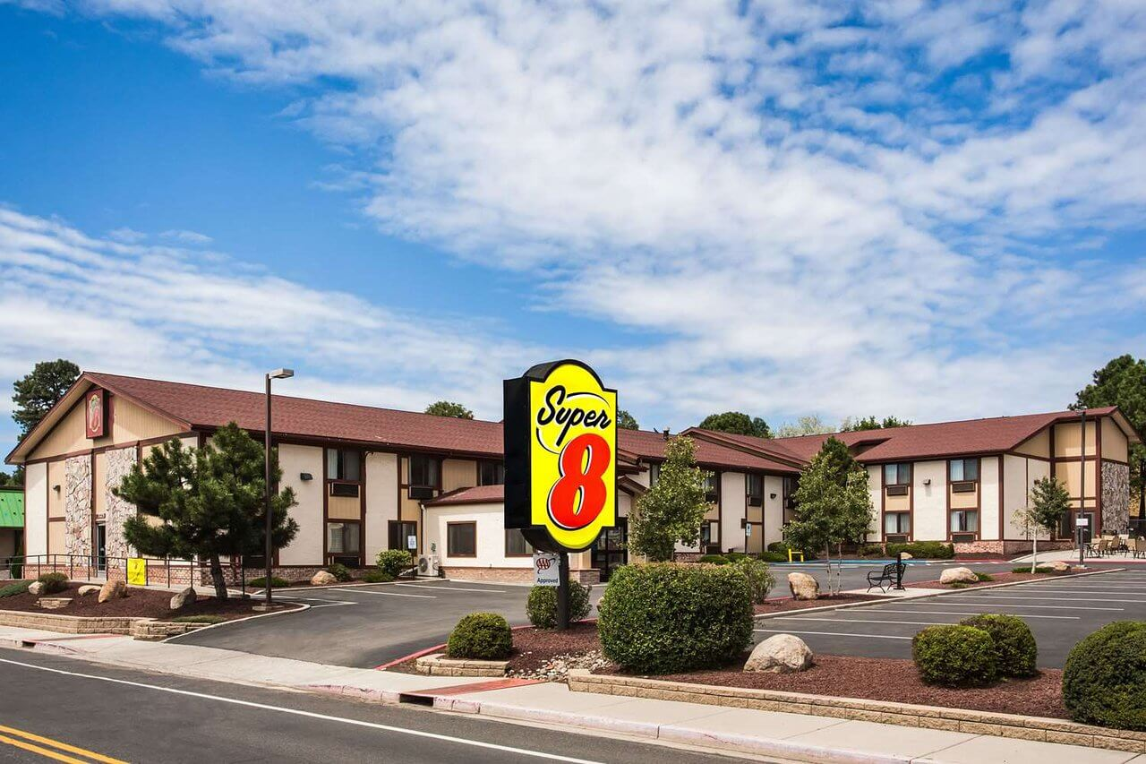 Super 8 - top budget hotel chain but not the cheapest