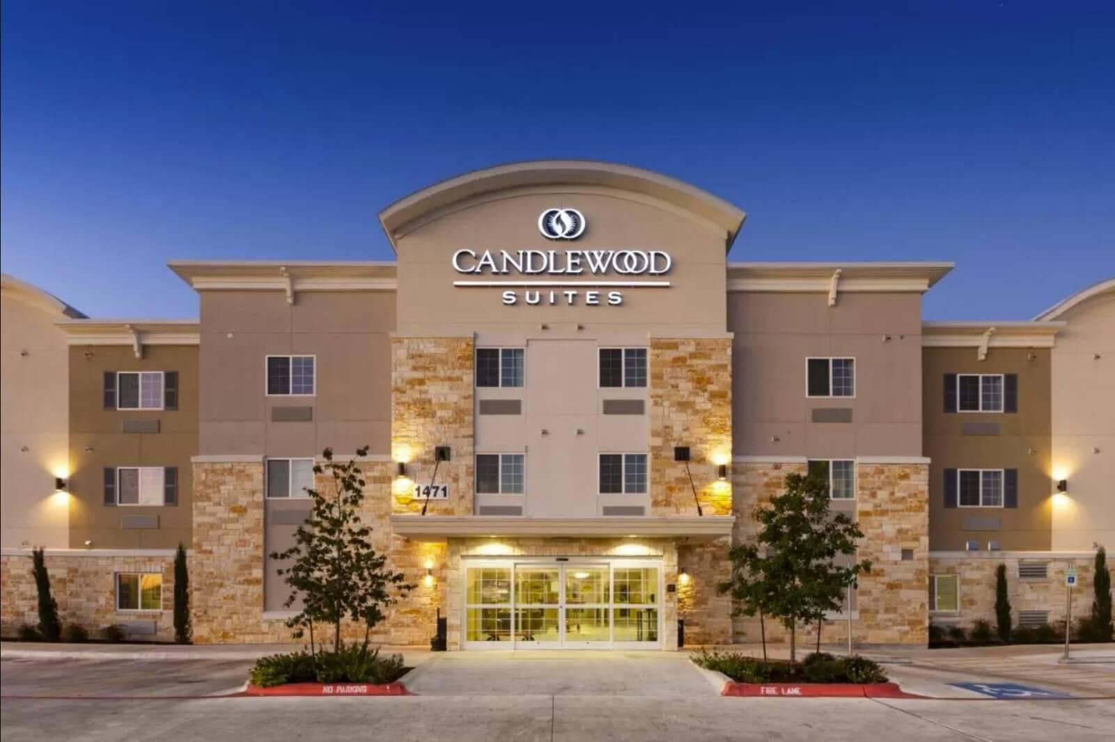 Candlewood Inn & Suites - best midrange economy hotel chain