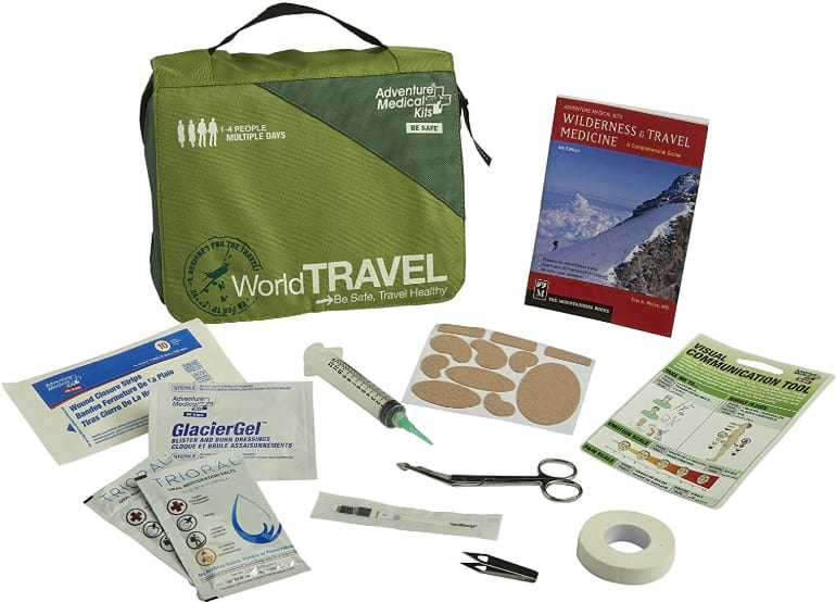 Adventure Medical Kits World Travel First Aid Kit - Essential RV camping supply