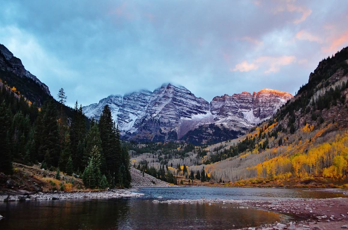 Why Camp in Colorado