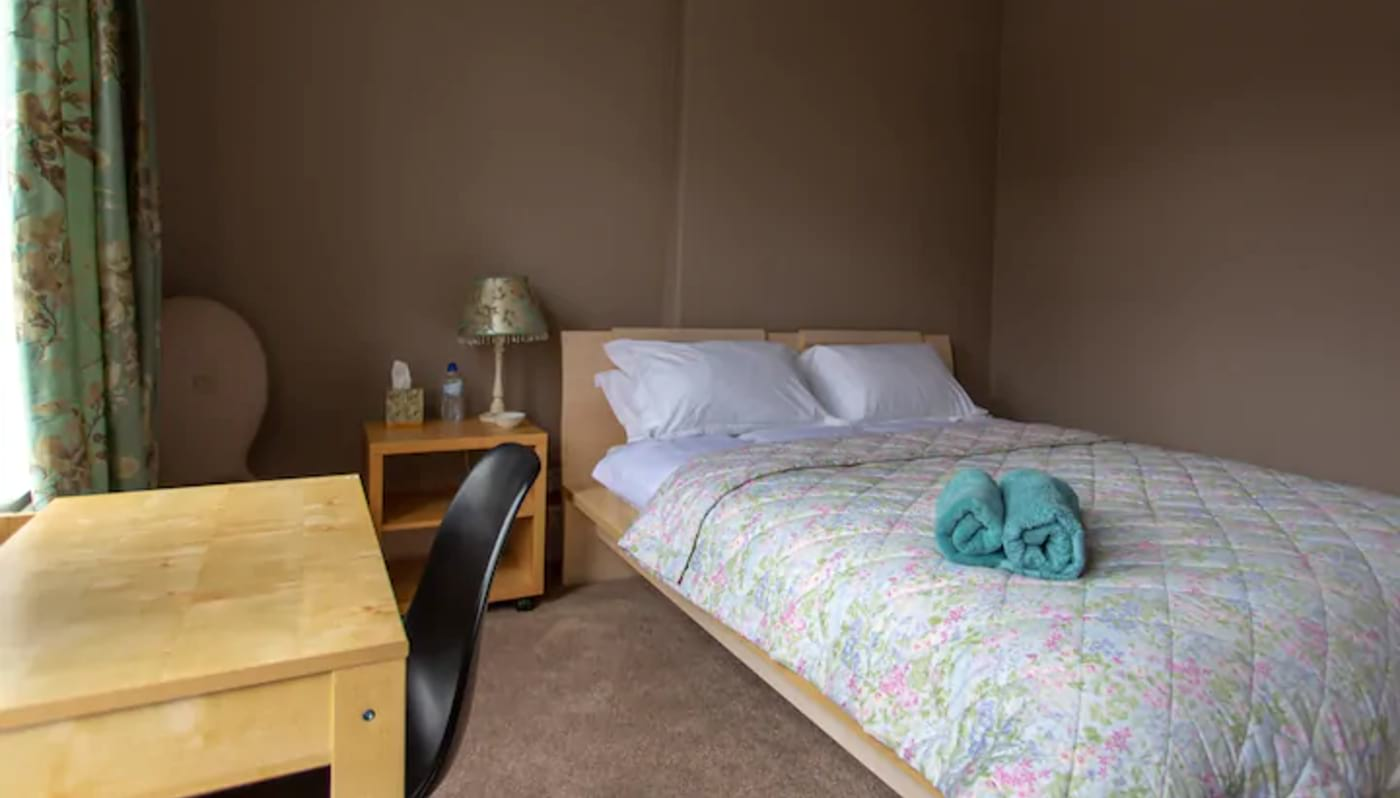 Cosy King Size Room in Chorlton Manchester