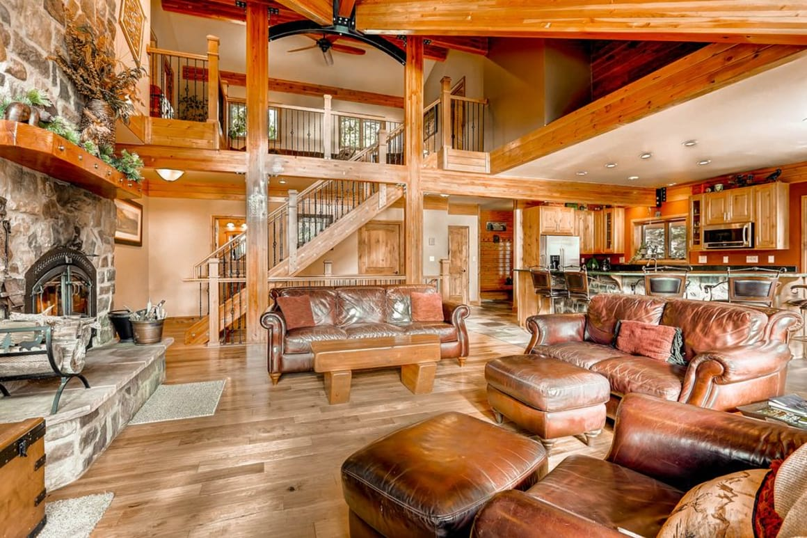 Custom Grand Lake Home