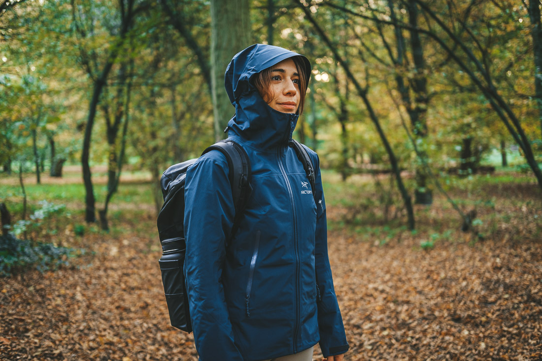 best rain jackets for hiking