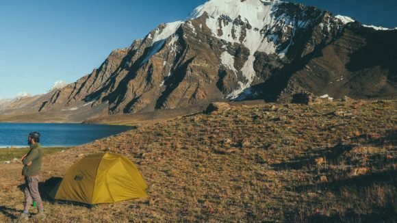 rei backpacking tent
