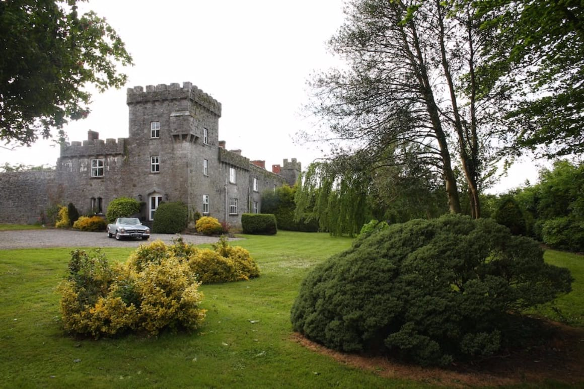Luxury Castle in Ireland