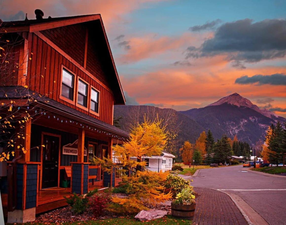 Fireweed Hostel