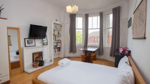 Beautiful Apartment Rose Street, Glasgow