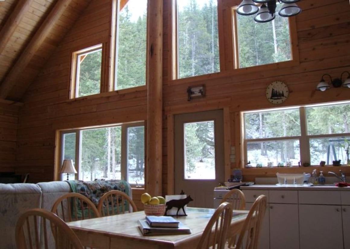 Grey Wolf Cabin
