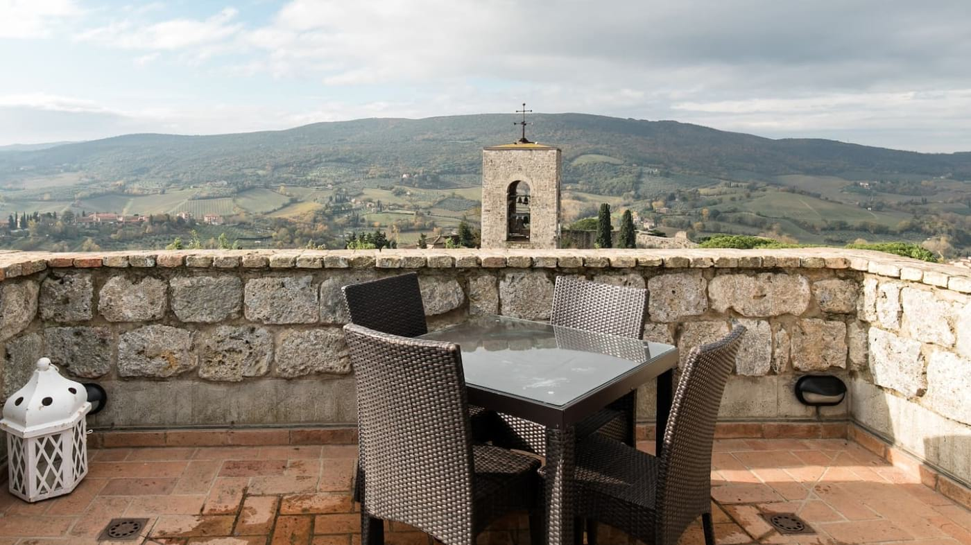 Medieval Tower Tuscany