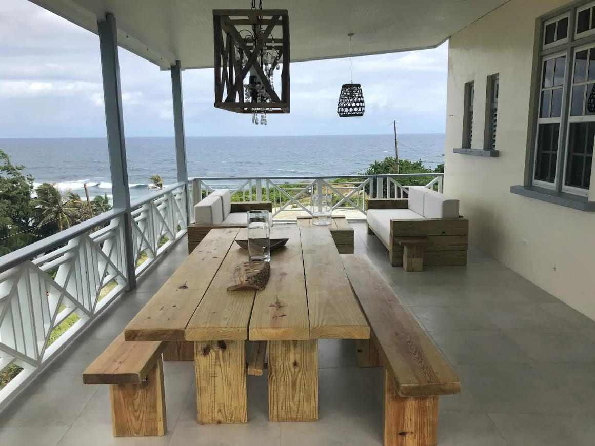 Modern Rustic Beach House