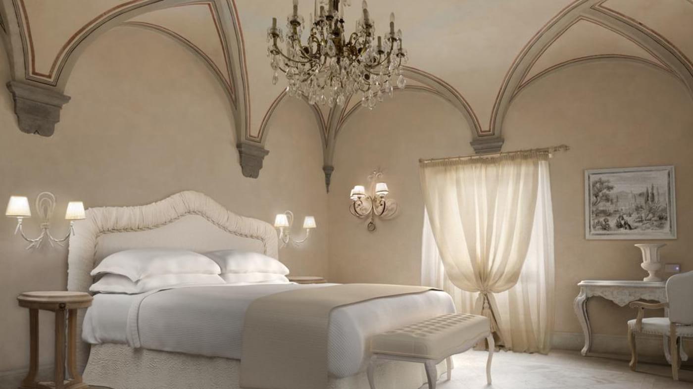 Monastero Di Cortona Tuscany