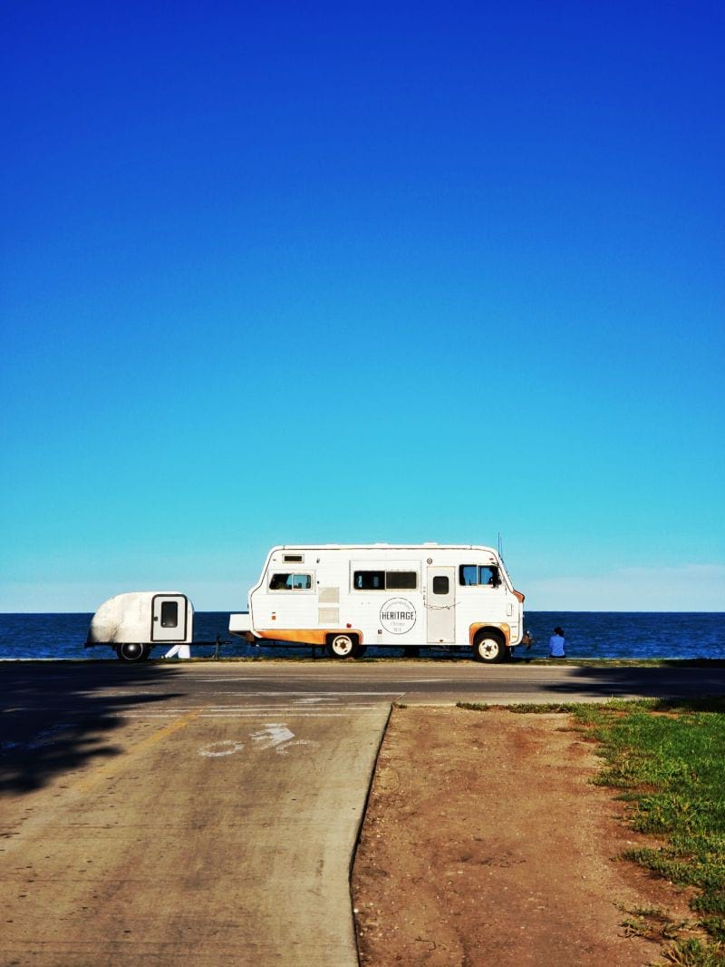 Renting an RV in Chicago