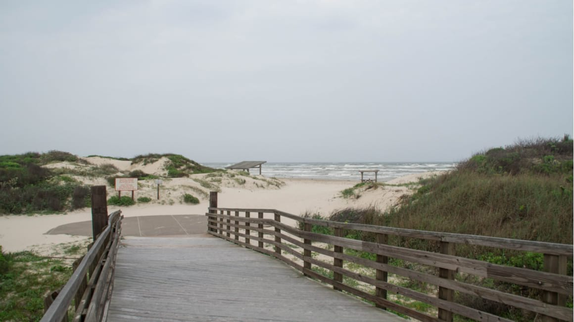 Padre Island National Seashore, Austin