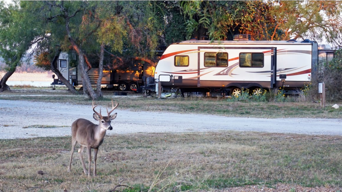Where to Rent an RV in Austin