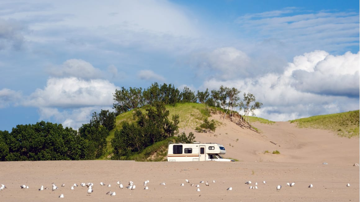 Where to Rent an RV in Michigan