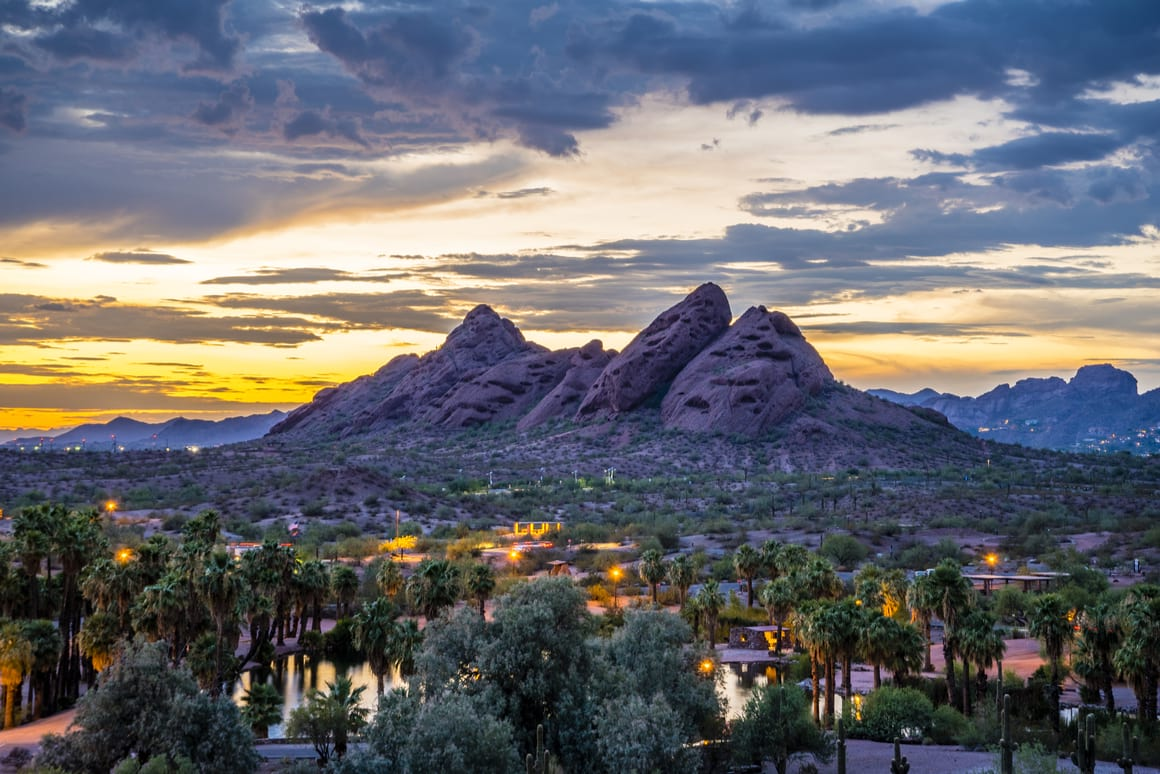 Top Places to Go With an RV Near Phoenix