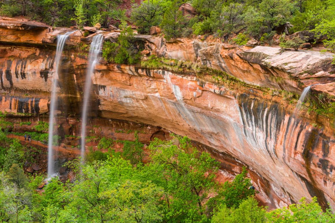 Lower Emerald Pool Trail, Zion