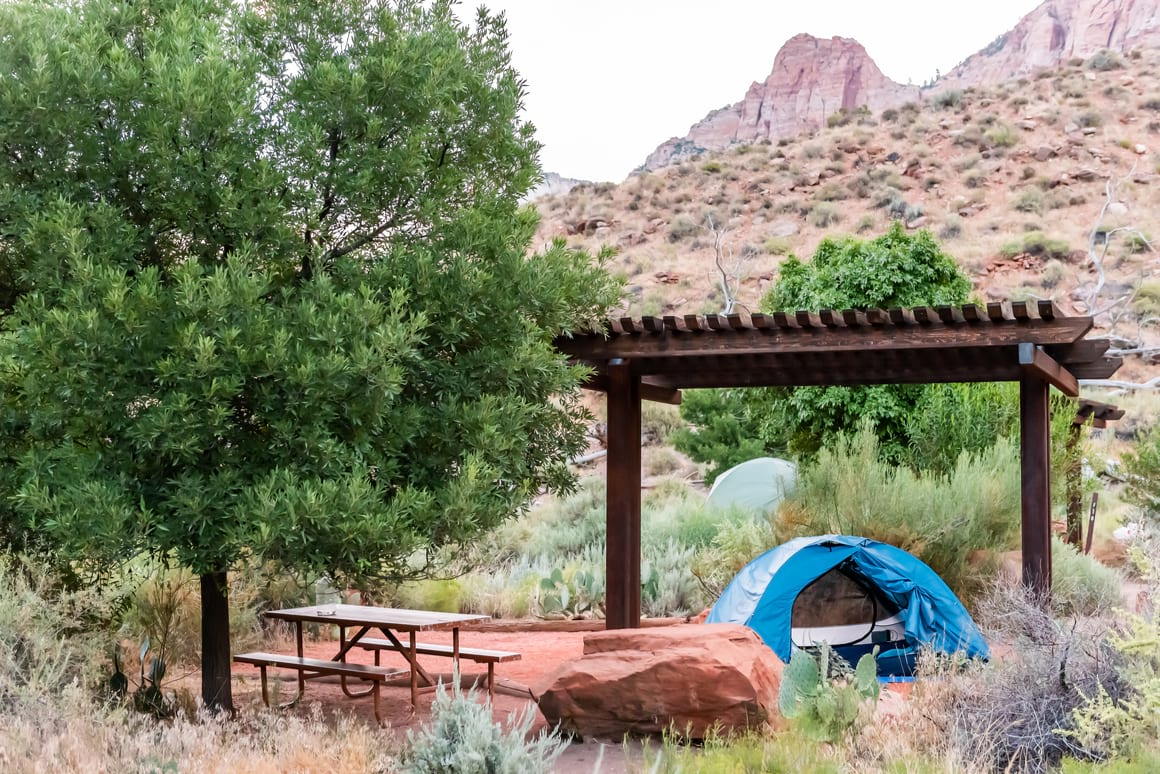 Where to Stay in Zion