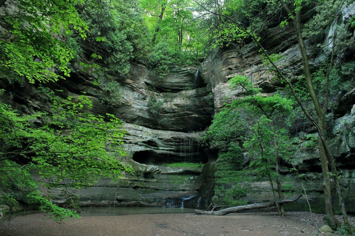 Starved Rock State Park Chicago