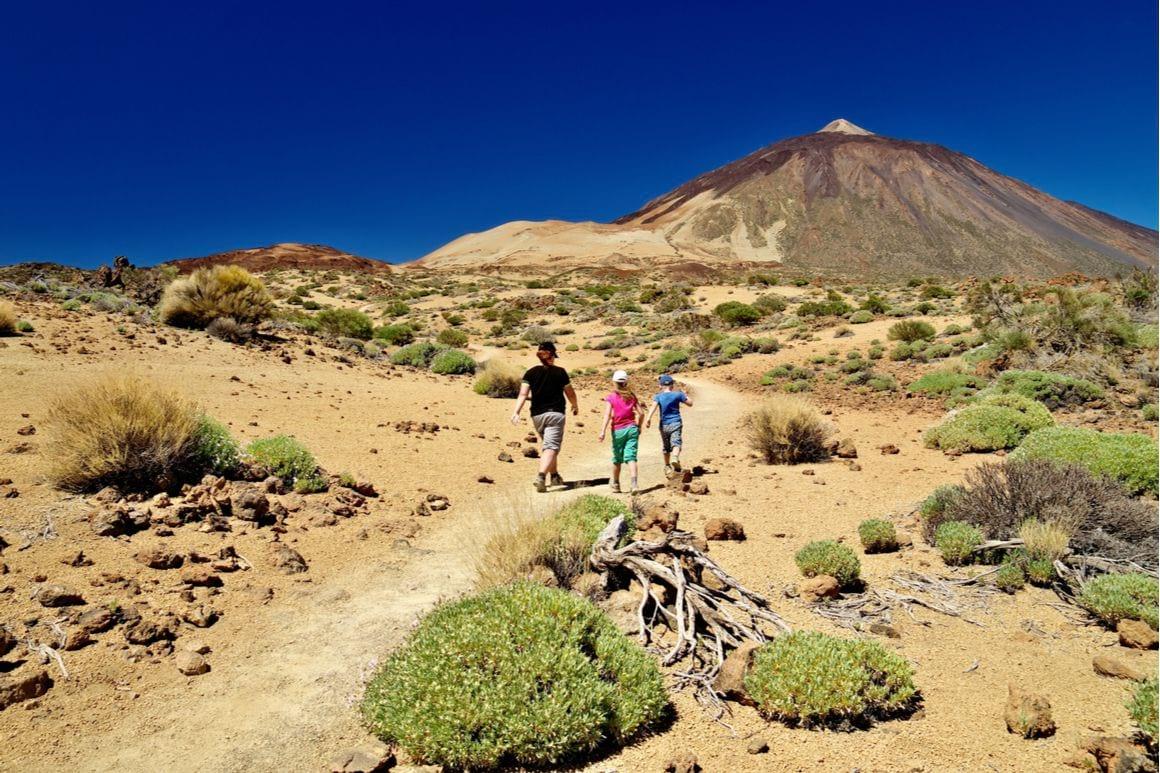 Teide Peak Spain