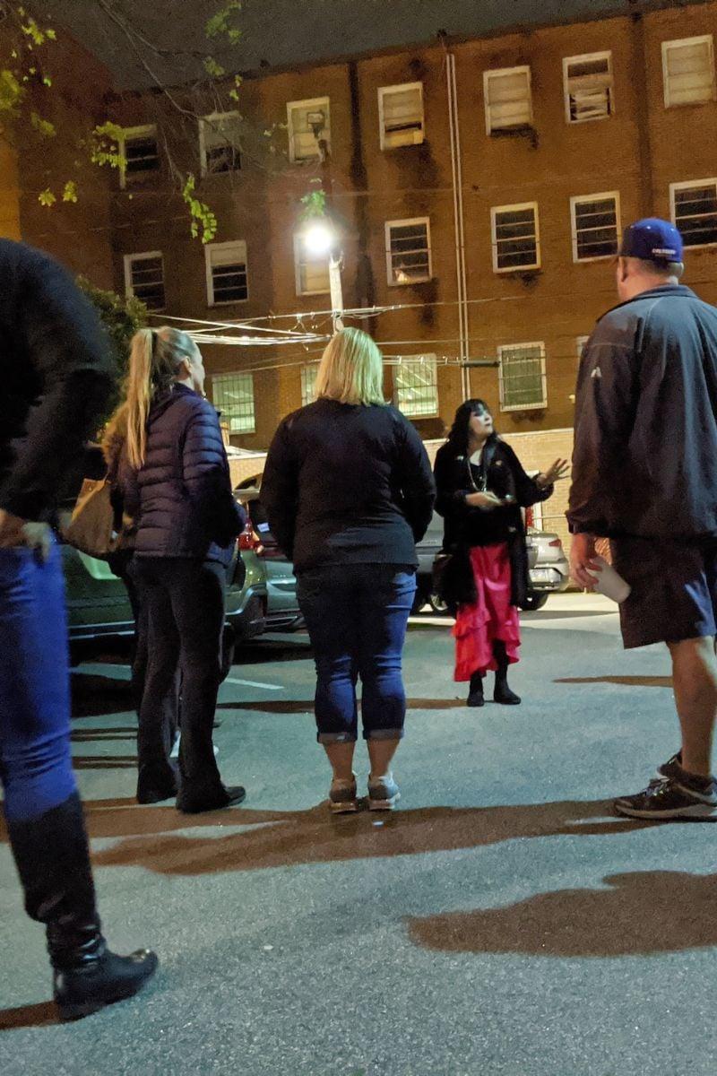 The Tainted Love Haunted Pub Crawl Savannah