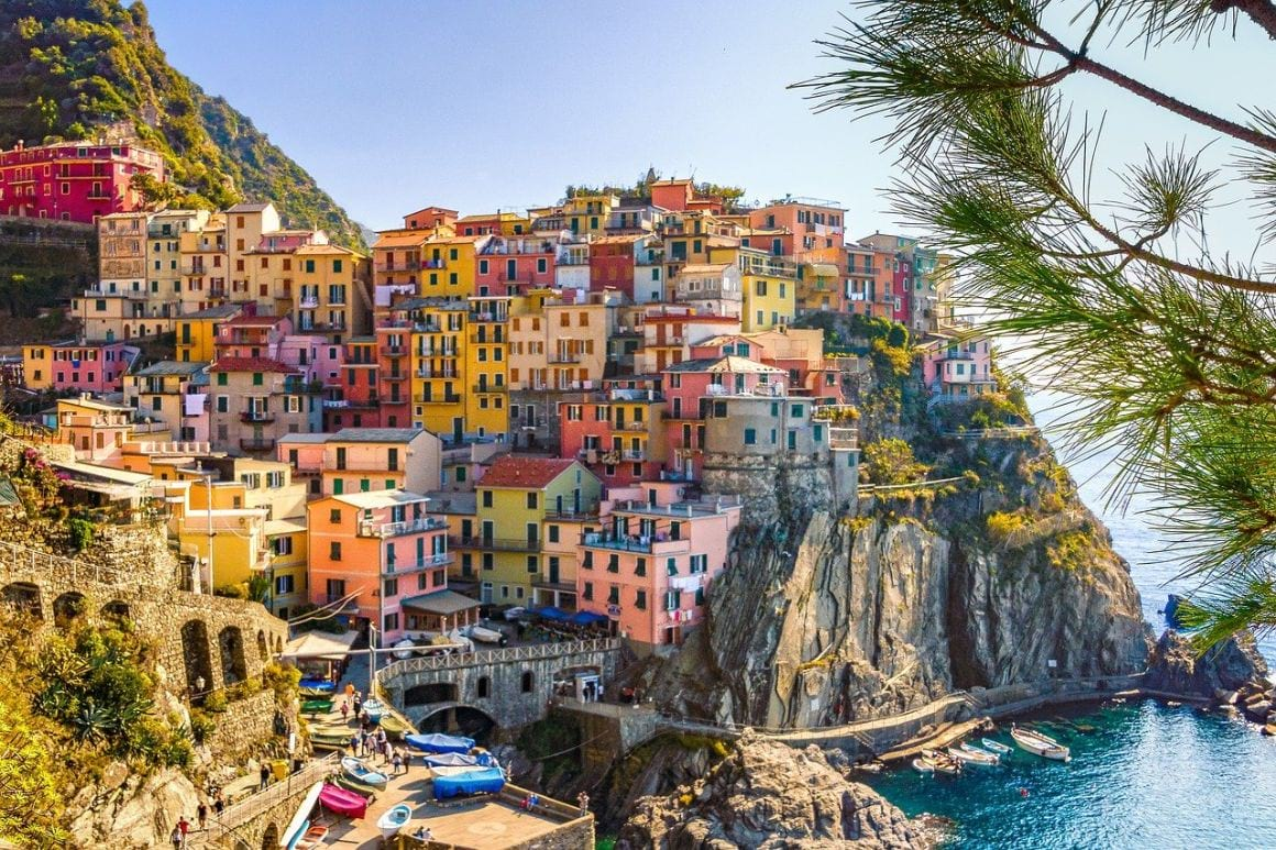 What Tourist Services Have Reopened in Italy cinque terre