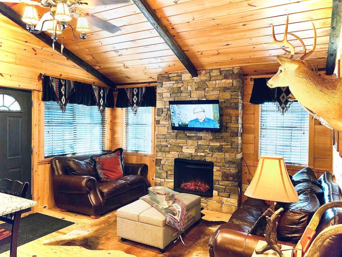 Wildwood Honeymoon Hideaway Oklahoma