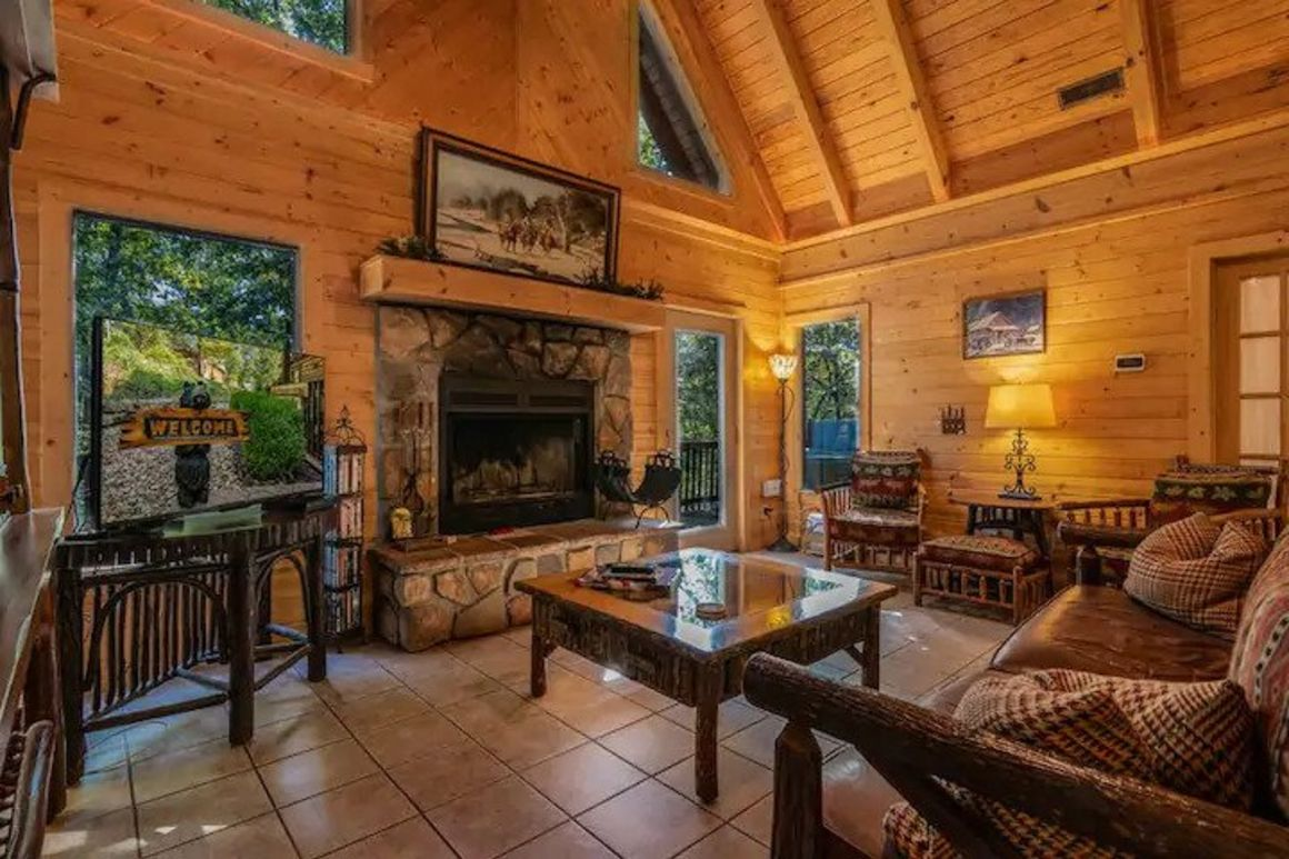 Big Cedar Luxury Cabin, Branson