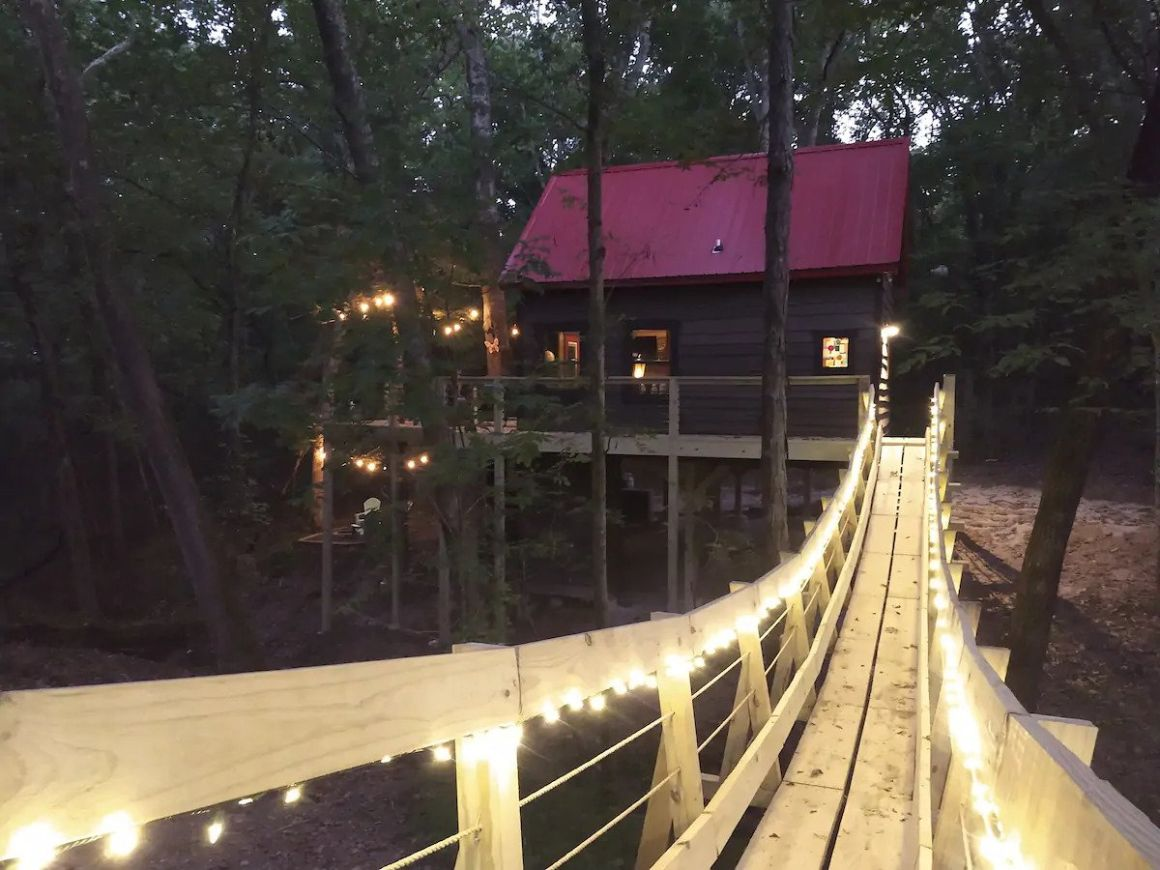 Tranquil Treehouse on Table Rock Lake, Branson