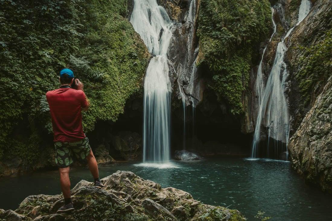 best waterfalls in Cuba